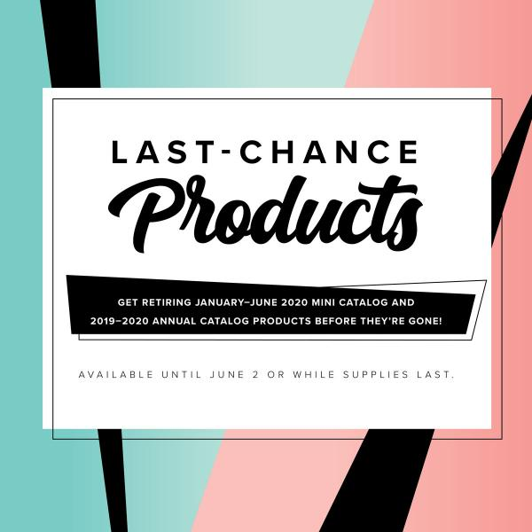 2020 Last Chance Products   Tracy Marie Lewis   www.stuffnthingz.com