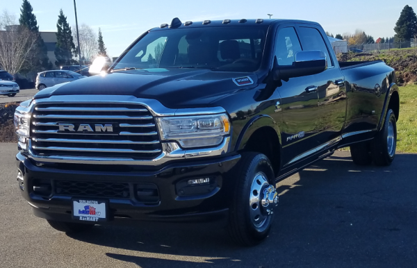 Our New Rig - 2019 RAM 3500 | Tracy Marie Lewis | www.stuffnthingz