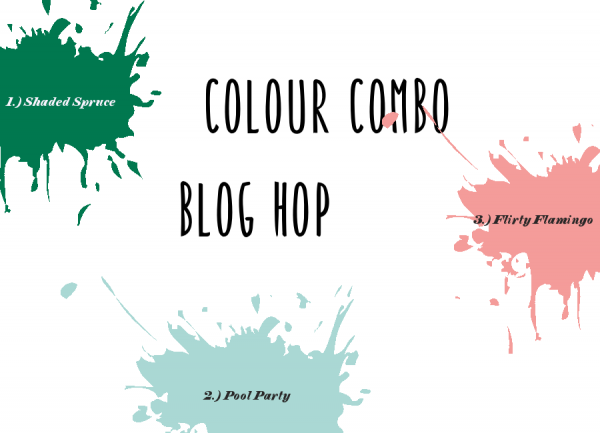March 2019 Colour Combo Blog Hop | Tracy Marie Lewis | www.stuffnthingz.com