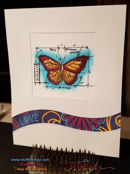 Butteryfly Love   Tracy Marie Lewis   www.stuffnthingz.com