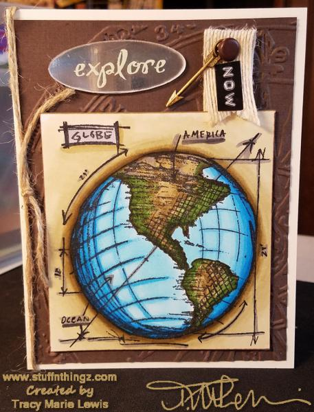 Explore Now | Tracy Marie Lewis | www.stuffnthingz.com