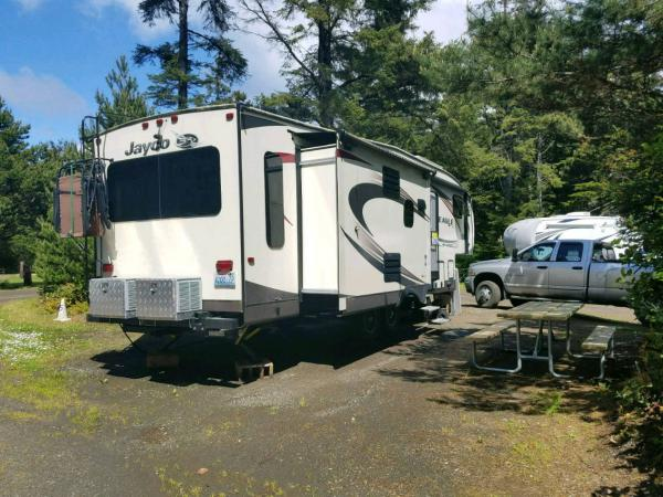 Whaler's Rest RV Park | Tracy Marie Lewis | www.stuffnthingz.com
