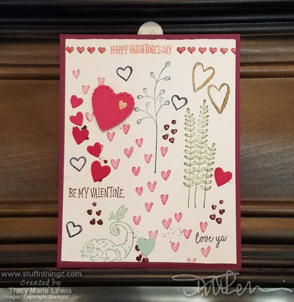 Valentime From Hub To Me | Tracy Marie Lewis | www.stuffnthingz.com