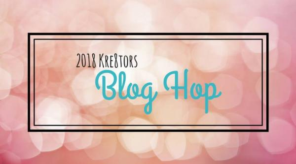 June 2018 Kre8tors Blog Hop - Stitched All Around Thank You Cards | Tracy Marie Lewis | www.stuffnthingz.com