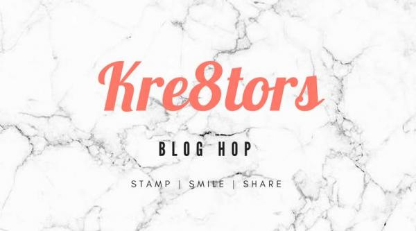 October 2018 Kre8tors Blog Hop | Tracy Marie Lewis | www.stuffnthingz.com
