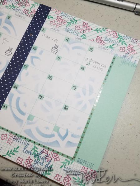 Month of May Love Today Planner Decorating | Tracy Marie Lewis | www.stuffnthingz.com