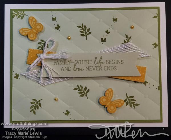 Alternatives - April 2020 Paper Pumpkin | Tracy Marie Lewis | www.stuffnthingz.com