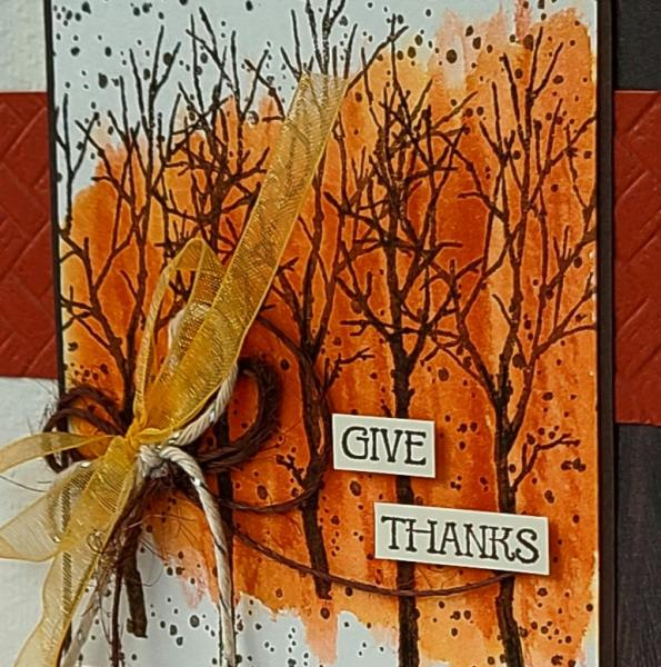 Give Thanks - Storage Project   Tracy Marie Lewis   www.stuffnthingz.com