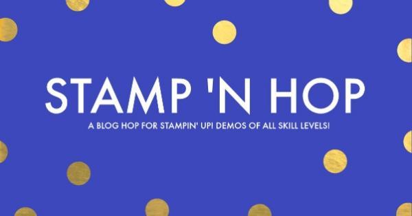 December 2018 Stamp 'N Hop - Occasions Sneak Peek | Tracy Marie Lewis | www.stuffnthingz.com