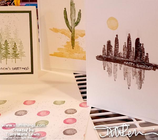 Waterfront Cards | Tracy Marie Lewis | www.stuffnthingz.com