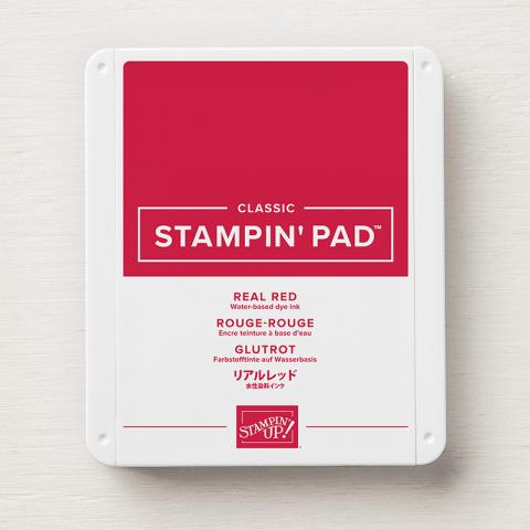 Cherry Cobbler Classic Stampin' Ink Pad