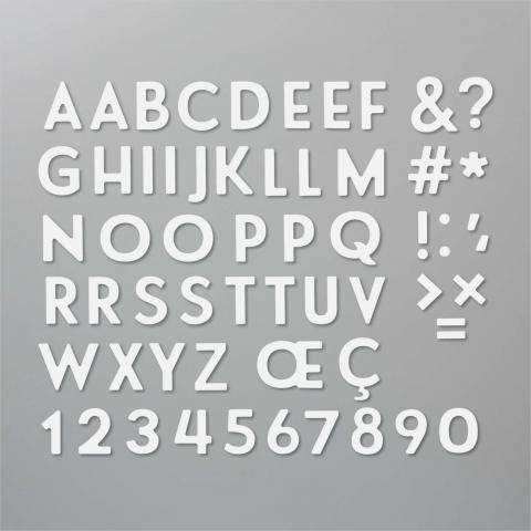 Playful Alphabet Dies by Stampin' Up!