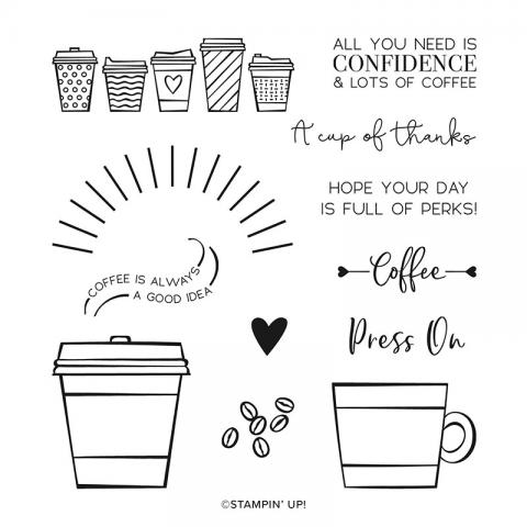Press On (Cling) Stamp Set by Stampin' Up!