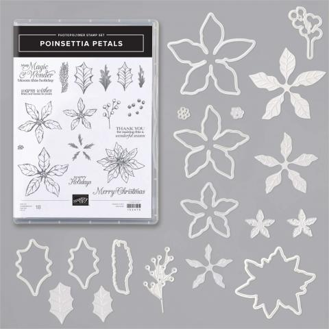 Poinsettia Petals Bundle by Stampin' Up!