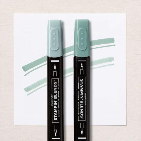 Soft Succulent Stampin' Blends Marker Combo Pack