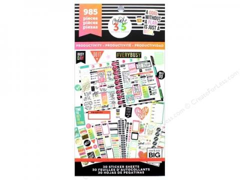 Planner Create 365 Sticker Value Packs