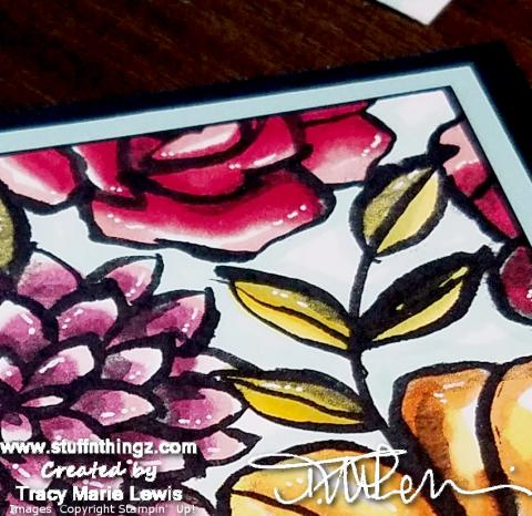 Stampin Dreams Blog Hop   Tracy Marie Lewis   www.stuffnthingz.com