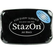 StazOn Jet Black Ink | Tracy Marie Lewis | www.stuffnthingz.com