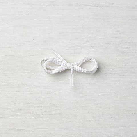 "Whisper White 1/8"" sheer Ribbon | Tracy Marie Lewis | www.stuffnthingz.com"