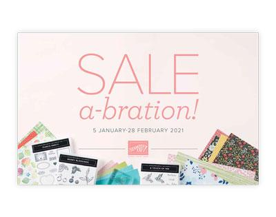 Jan 2021 Sale-A-Bration Catalog | Tracy Marie Lewis | www.stuffnthingz.com