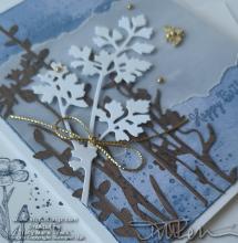 Quiet Meadow Birthday Card | Tracy Marie Lewis | www.stuffnthingz.com