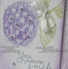 Hydrangea Haven Avid Projects | Tracy Marie Lewis | www.stuffnthingz.com