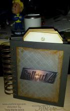 Mini Album Sneak Peak - Fallout 4   Tracy Marie Lewis   www.stuffnthingz.com