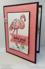 Retiring - Fabulous Flamingo | Tracy Marie Lewis | www.stuffnthingz.com