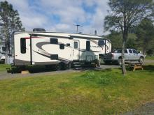 Seaside RV Park | Tracy Marie Lewis
