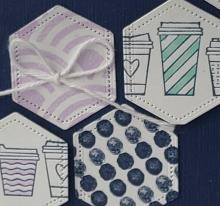 Playing With Patterns & Press On Cards | Tracy Marie Lewis | www.stuffnthingz.com