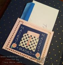 My Planner - Customization - I Needed More Pockets! | Tracy Marie Lewis | www.stuffnthingz.com