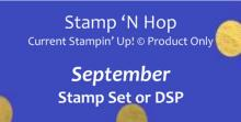 September 2019 Stamp 'N Hop | Tracy Marie Lewis | www.stuffnthingz.com