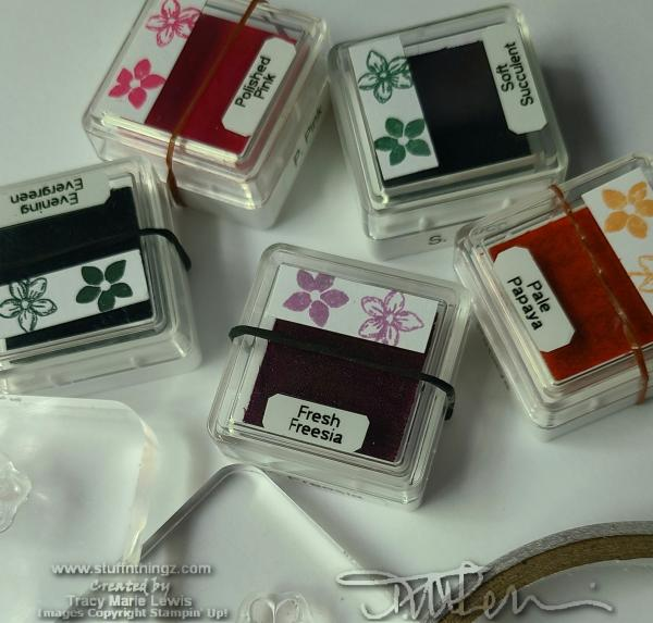 Making New Ink Spots | Tracy Marie Lewis | www.stuffnthingz.com