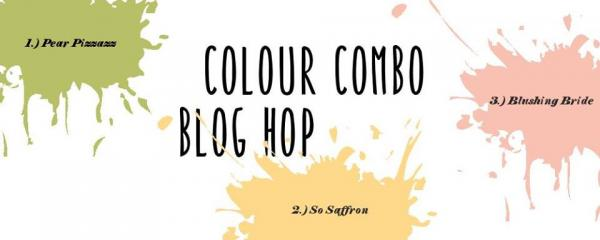 April 2019 Colour Combo Blog Hop | Tracy Marie Lewis | www.stuffnthingz.com