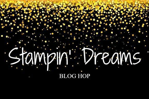 June 2019 Stampin' Dreams Blog Hop - Masculine Sketch | Tracy Marie Lewis | www.stuffnthingz.com