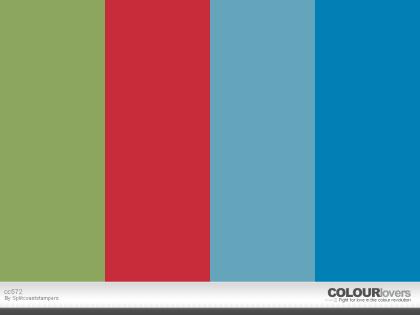 Splitcoast Stampers Color Challenge cc572   www.stuffnthingz.com