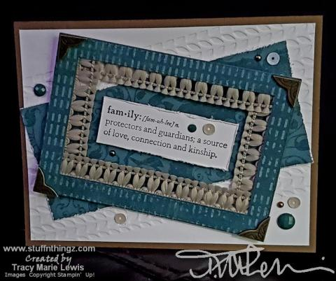 Retiring Woven Threads Family | Tracy Marie Lewis | www.stuffnthingz.com