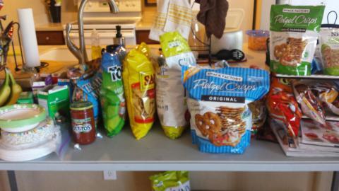 Retreat Snacks | Tracy Marie Lewis | www.stuffnthingz.com
