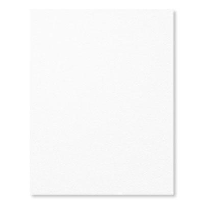 Basic White Thick Cardstock 8 1/2 x 11