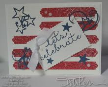 Final Fourth Of July 2020 Card Design - #3 | Tracy Marie Lewis | www.stuffnthingz.com