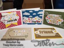 Alternatives Take Two - Paper Pumpkin February 2018 - Wildflower Wishes | Tracy Marie Lewis | www.stuffnthingz.com