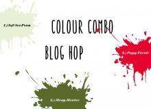 February Colour Combo Blog Hop | Tracy Marie Lewis | www.stuffnthingz.com