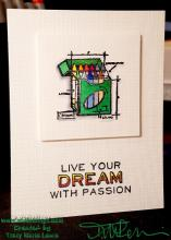 Coloring Is My Passion | Tracy Marie Lewis | www.stuffnthingz.com