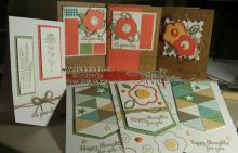 Happy Thoughts Paper Pumpkin Stampin' Up Kit Group - Tracy Marie Lewis - www.stuffnthingz.com