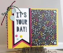 It's Your Day | Tracy Marie Lewis | www.stuffnthingz.com