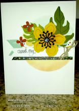 Stampin' Up Camp Card   Tracy Marie Lewis   www.stuffnthingz.com