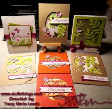 Alternatives - Paper Pumpkin December 2017 - Flora and Flutter | Tracy Marie Lewis | www.stuffnthingz.com