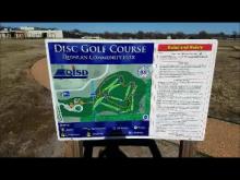 Disc Golf At Quinlan Community Park