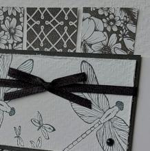 Working With Thin Line Detail Stamps | Tracy Marie Lewis | www.stuffnthingz.com