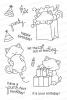 Newtons Nook Designs - Newton's Birthday Bash Stamp Set | www.stuffnthingz.com